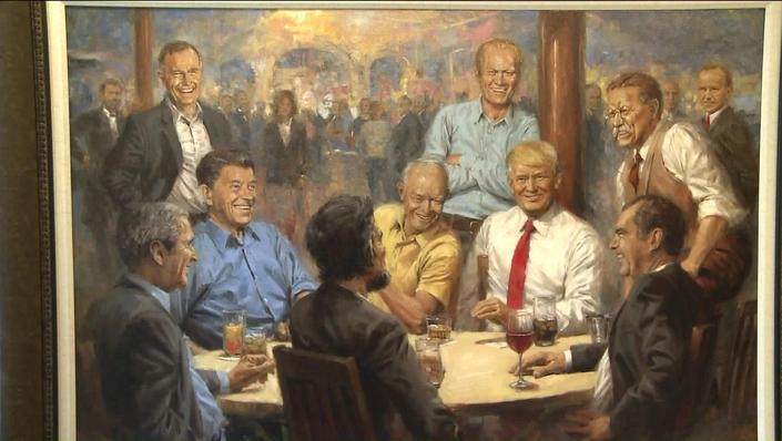 The Original Painting