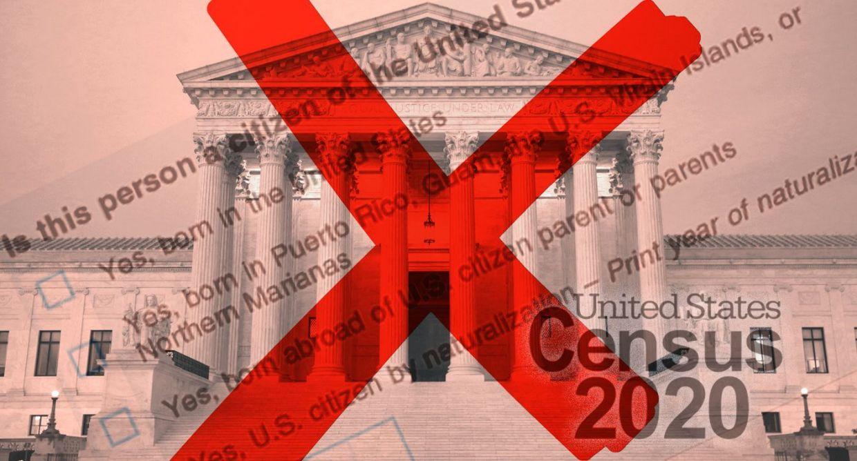 Supreme Court Votes 5 4 To Block Citizenship Question On