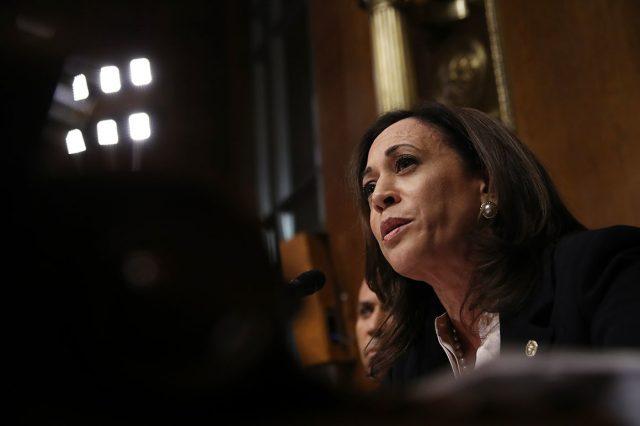 Kamala Harris: If I'm President, the Justice Department ...