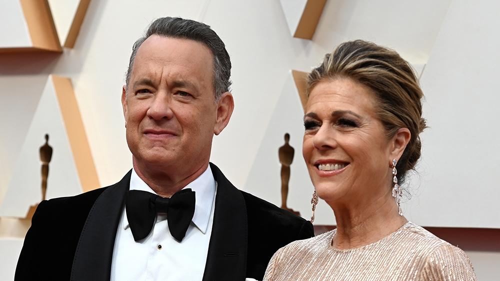 Tom Hanks, Wife Rita Wilson Test Positive for Coronavirus ...